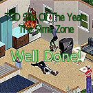 The Sims Discovery Award for Best Site of the year 2003