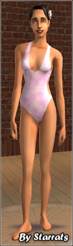 3rd Recolour of the lost swimwear Preview