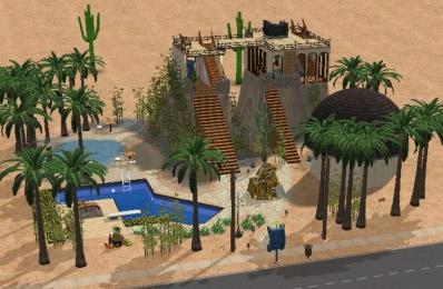 Desert Oasis Preview