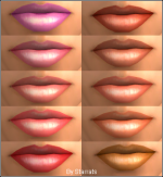 Lipstick Pack 3 Preview