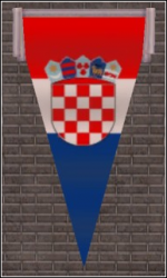 Croatia-flag Preview