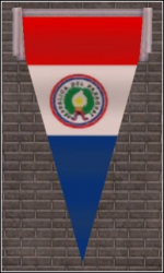 Paraguay-flag Preview