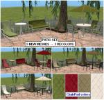 Leisure Lifestyle Patio Set Preview