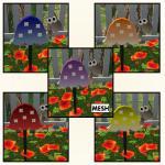 Happy Garden Turtles Preview