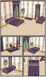 Simplicity Bedroom Set Preview