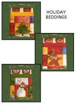 3 Holiday beddings Preview