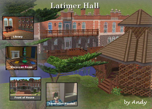 Latimer Hall Preview