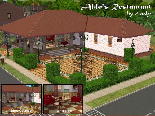 Aldo's Restaurant Preview