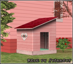 Valentine Pet House Preview