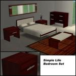 Simple Life Bedroom Set Preview