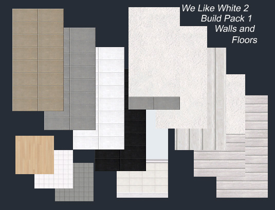 We Like White 2: Build Pack Preview
