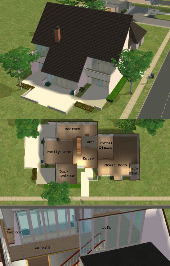 WLW House: Sunlit Preview