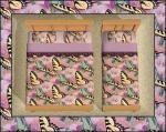 Butterflies Bedding Preview
