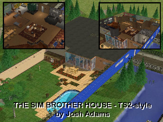 Sim Brother 1 House (in TS2) Preview