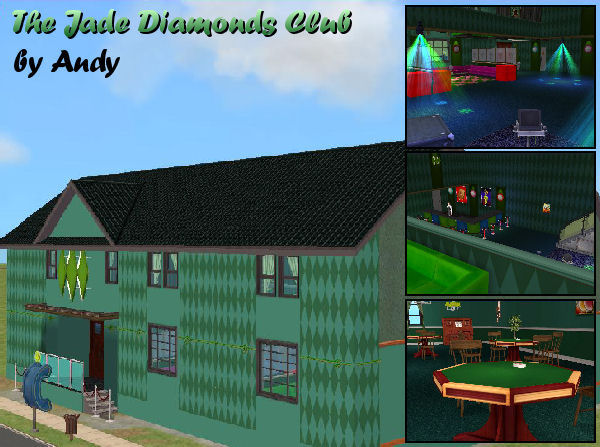 The Jade Diamonds Club Preview