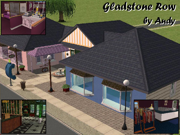 Gladstone Row Preview