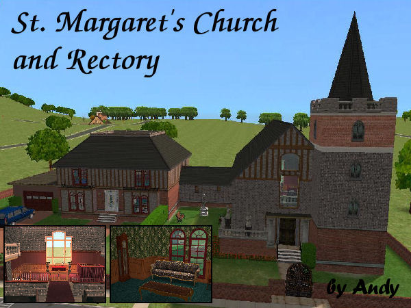 St. Margaret's Church & Rectory Preview