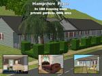Hampshire Place Preview
