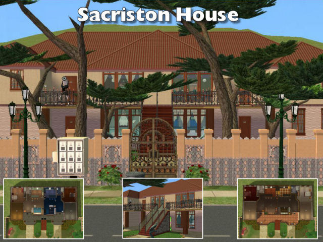 Sacriston House Preview