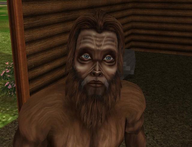Default Bigfoot Replacement Preview