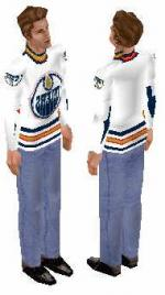 Oiler Jersey Preview
