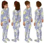 Bedtime Snoopy Pajama Collection Preview