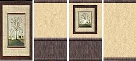 Beige and Brown walls Preview