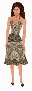 Peasant Dress Preview