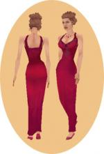 Red Gown Preview