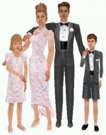 Family Formals Preview