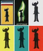 Jamiroqui Wall Set Preview