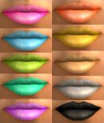 Lipstick Pack 1 Preview
