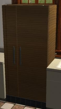 Wood Fridge Preview