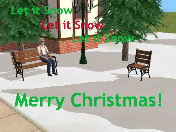 Let it Snow Preview