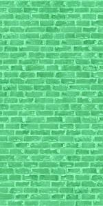 Green brick wall Preview