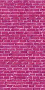 Pink brick wall Preview