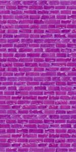 Purple brick wall Preview