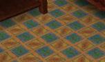 The Leaf Matrix Carpet Preview