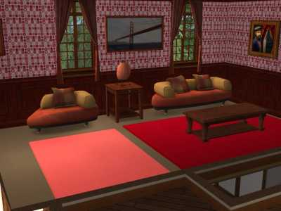 Royal Red Rug Preview