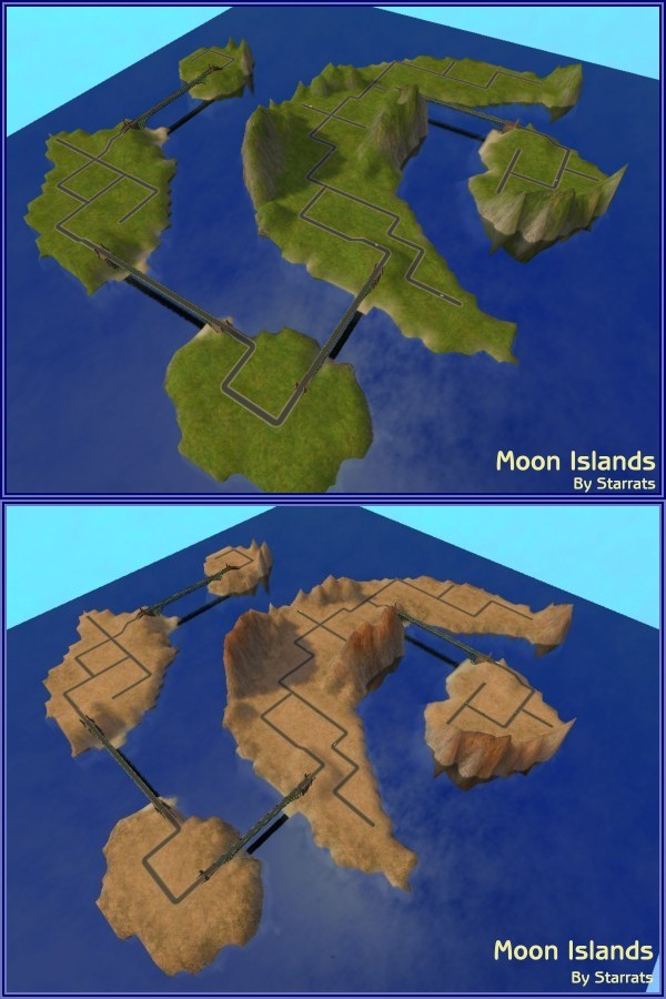 Moon Islands Preview