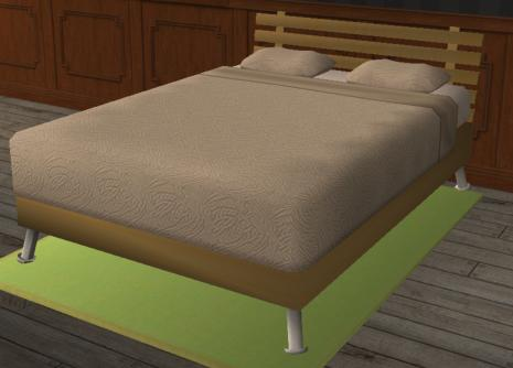 The Mod Bed Preview