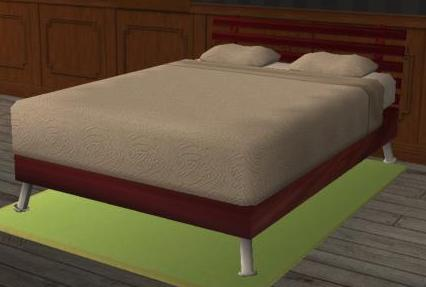 The Mod Bed Mystic Red Preview