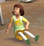 Toddler Pokémon dress Preview