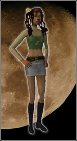 Teen Fantasy Outfit 2 Preview