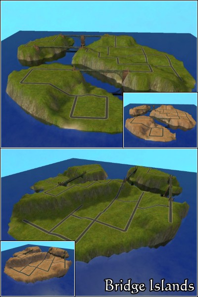 Bridge Islands Preview