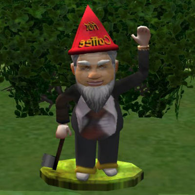 The Jack Thompson Lawn Gnome Preview