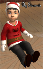 Santa outfit for toddlers Preview