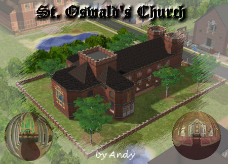 St. Oswald's Church Preview