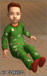 Christmas PJ for toddlers Preview