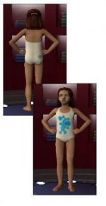 Blue's Clues Swimssuit Preview